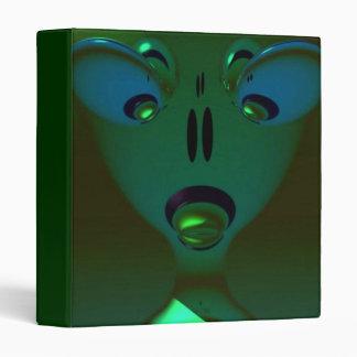 Extranjero verde de la reina, arte abstracto