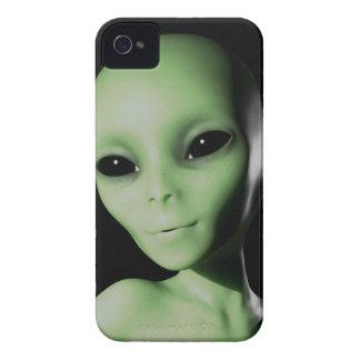 Extranjero verde funda para iPhone 4 de Case-Mate