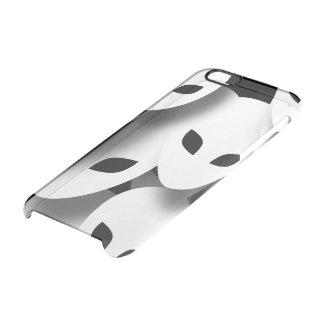 Extranjeros abstractos funda clearly™ deflector para iPhone 6 de uncommon