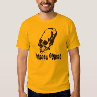 Extranjeros antiguos - camiseta alargada del camisas