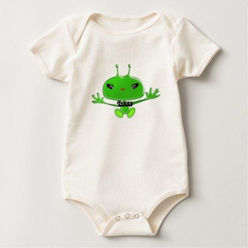 Extranjeros Huggs Body Para Bebé
