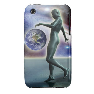 Extranjeros iPhone 3 Case-Mate Protector