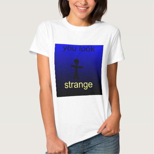 extraño t-shirts
