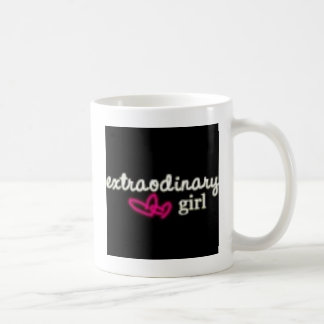 Extraonary Girl Mug