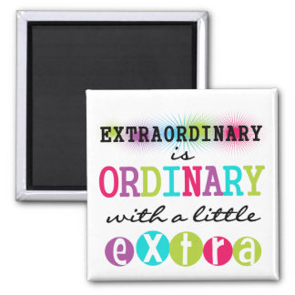 Extraordinary 2 Inch Square Magnet