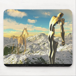 Extraordinary Heights Mouse Pad
