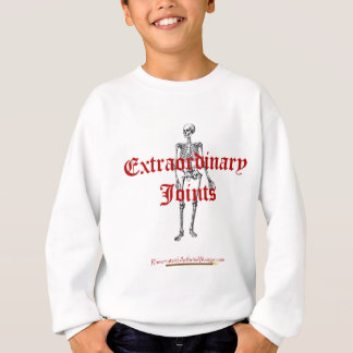 Extraordinary Joints Skeleton Sweatshirt