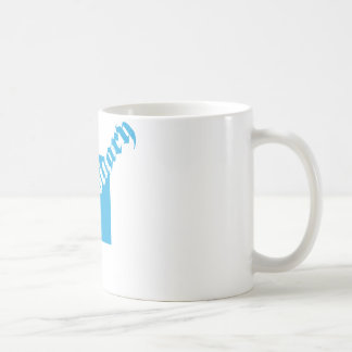 EXTRAORDINARY CLASSIC WHITE COFFEE MUG