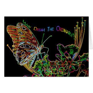 Extraordinary Neon Dreams 2 Card