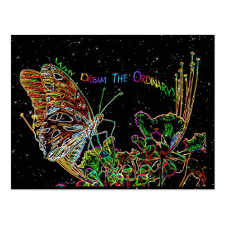 Extraordinary Starry Night Postcard