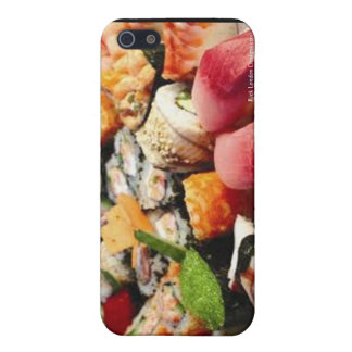 Extraordinary Sushi Plate Gifts & Cards Cover For iPhone SE/5/5s