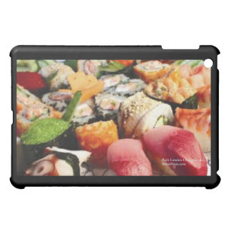 Extraordinary Sushi Plate Gifts & Cards Cover For The iPad Mini
