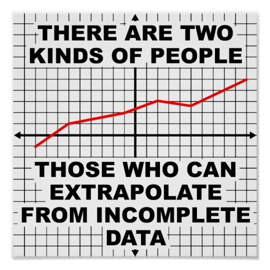 Extrapolate from Incomplete Data Poster