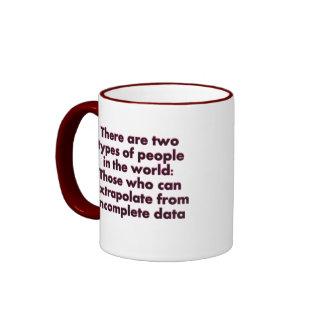 Extrapolate This... Coffee Mugs