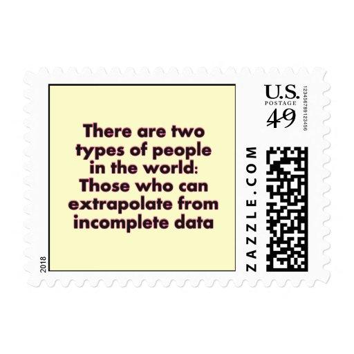 Extrapolate This Stamp