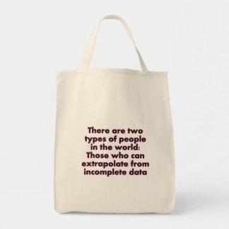 Extrapolate This... Tote Bag
