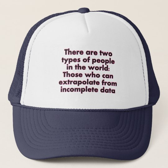 Extrapolate This... Trucker Hat