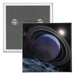 Extrasolar Planet Button