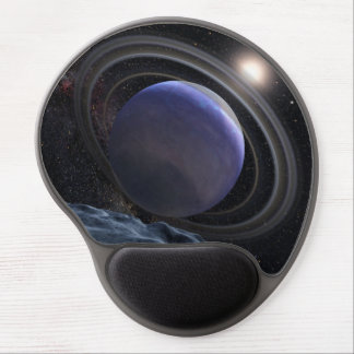 Extrasolar Planet Gel Mouse Pad