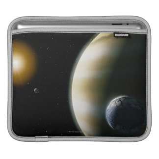 Extrasolar Planet iPad Sleeve