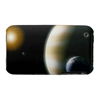 Extrasolar Planet iPhone 3 Case-Mate Case