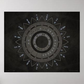 Extraterrestre Regalo Poster