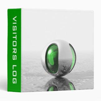 Extraterrestrial 3 Ring Binder