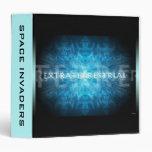 Extraterrestrial 3 Ring Binders