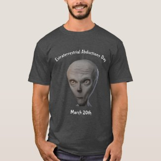 Extraterrestrial Abduction Day T-Shirt