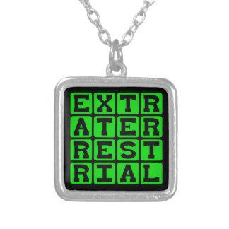 Extraterrestrial Alien Custom Jewelry