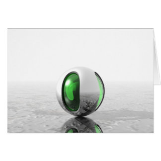 Extraterrestrial Card