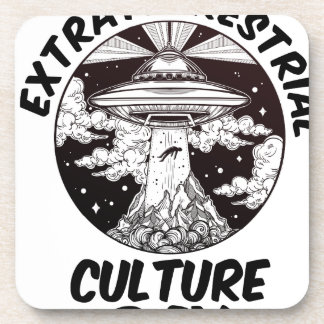 Extraterrestrial Culture Day - Appreciation Day Coaster