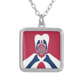 Extraterrestrial E-T Hakuna Matata I Come in Peace Personalized Necklace