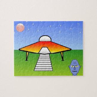 Extraterrestrial - Extra terrestre (02) Puzzle Con Fotos
