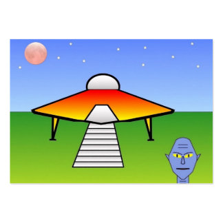 Extraterrestrial - Extra terrestre (02) Tarjetas De Visita