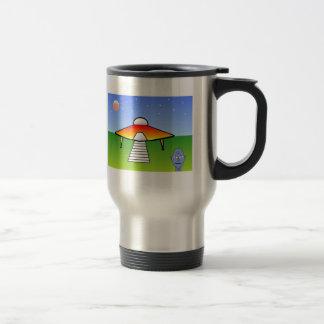 Extraterrestrial - Extra terrestrial (02) 15 Oz Stainless Steel Travel Mug