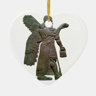 Extraterrestrial extranjero sumerio antiguo de Anu Adorno Para Reyes
