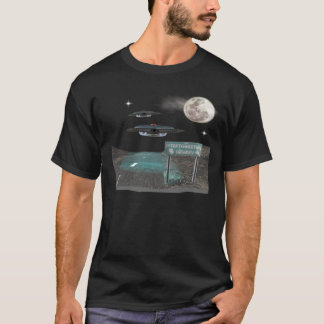 Extraterrestrial Highway T-shirts