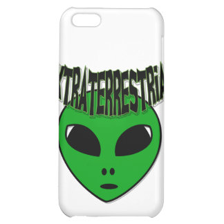 EXTRATERRESTRIAL iPhone 5C COVERS