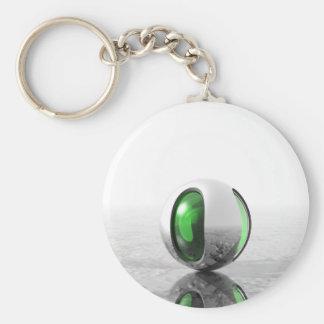 Extraterrestrial Keychain