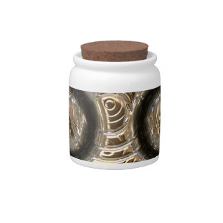 Extraterrestrial Metals 8-1 Candy Jar