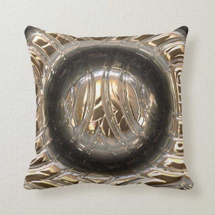 Extraterrestrial Metals 8-1  Pillow