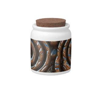 Extraterrestrial Metals 8-2 Candy Jar