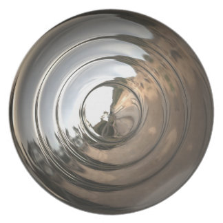 Extraterrestrial Metals 8-X1Plates Party Plates