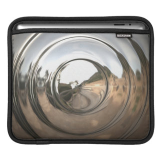 Extraterrestrial Metals 8-X iPad Sleeves Options