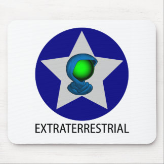 EXTRATERRESTRIAL MOUSEPADS