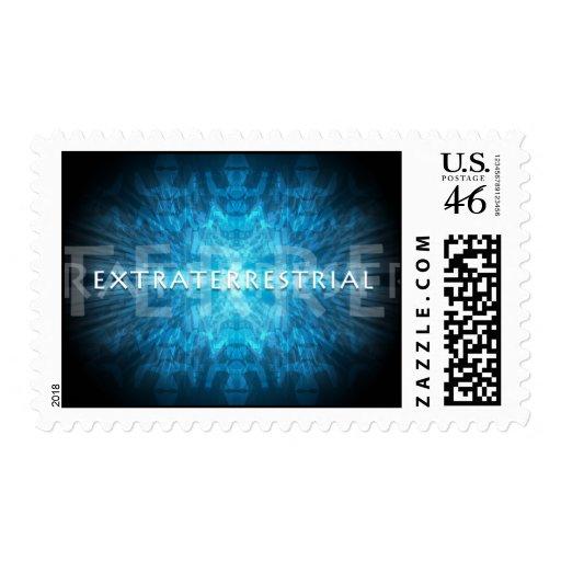 Extraterrestrial Stamp
