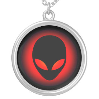 Extraterrestrial Space Alien Head Custom Jewelry