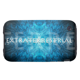 Extraterrestrial Tough iPhone 3 Case