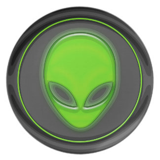 Extraterrestrial Trail Head Plate